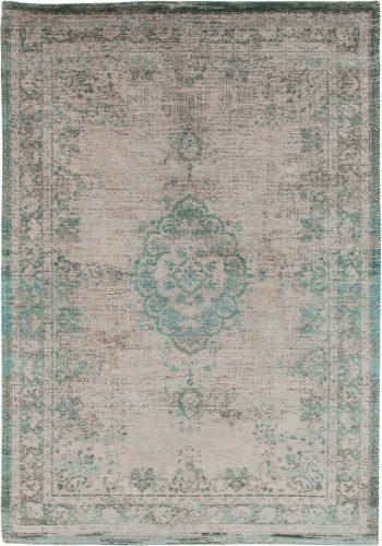 Louis De Poortere rug LX 8259 Fading World Medaillon Jade Oyster