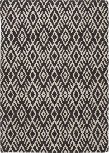 Louis De Poortere rugs Romo LX 8743 Nahli Charcoal