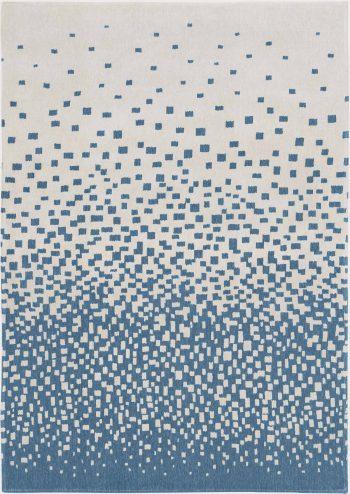 Louis De Poortere rugs Villa Nova LX 8777 Freyr Indigo