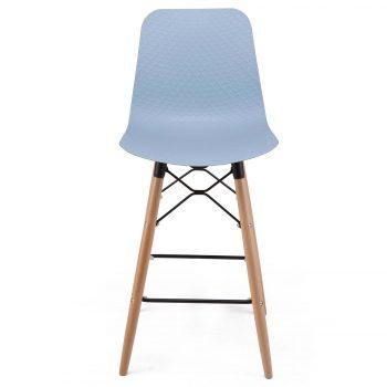counter stool Anversa Sonne 981 light blue 1