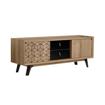 tv cabinet Anversa Amador 365 grey 1